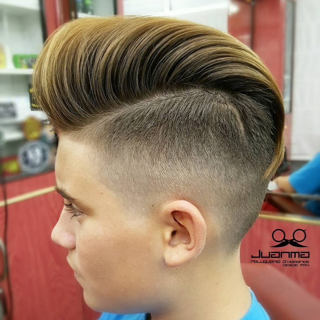 Best 60 Cool Hairstyles and Haircuts for Boys and Men - AtoZ Hairstyles