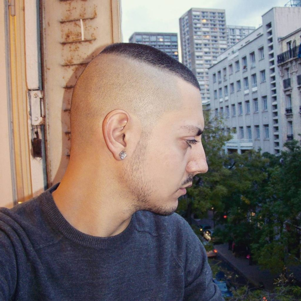 Dramatic and Perfect High and Tight