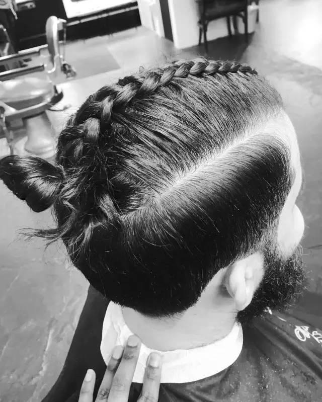 The Braided Haircut
