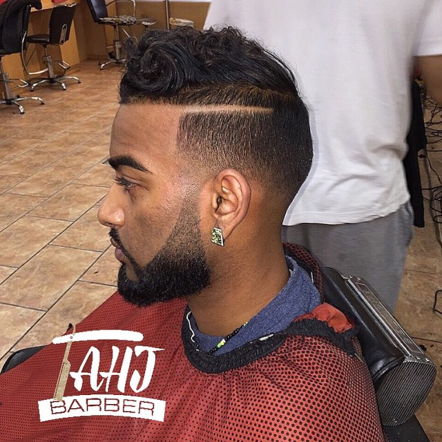 40 Amazing Fade Haircuts for Black Men - AtoZ Hairstyles