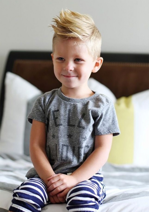 Outstanding Little Boy Hairstyles 70 Trendy And Cute Toddler Boy Kids Hairstyles For Women Draintrainus