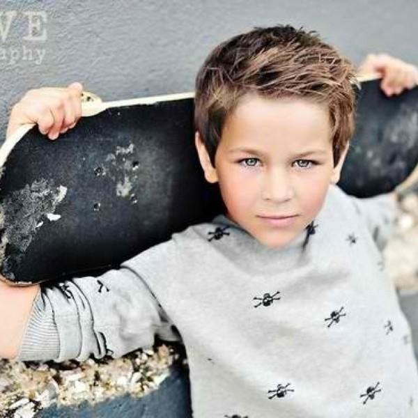 Mens Hairstyle 23 Trendy And Cute Toddler Boy Haircuts: Little Boy Hairstyles: 81 Trendy And Cute Toddler Boy