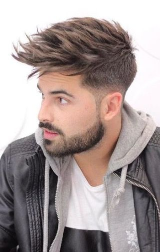 60 Best Medium Length Hairstyles and Haircuts for Men - 2018 - AtoZ Hairstyles