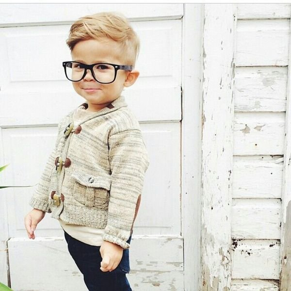 trendy boys hair styles boy hairstyles 81 trendy and toddler boy 5283 | 16. Round and Short