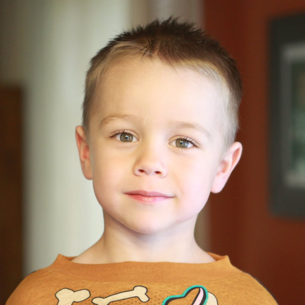 Spiked hairstyle for men styled with gel - Little Boy Hairstyles 70 Trendy And Cute Toddler Boy