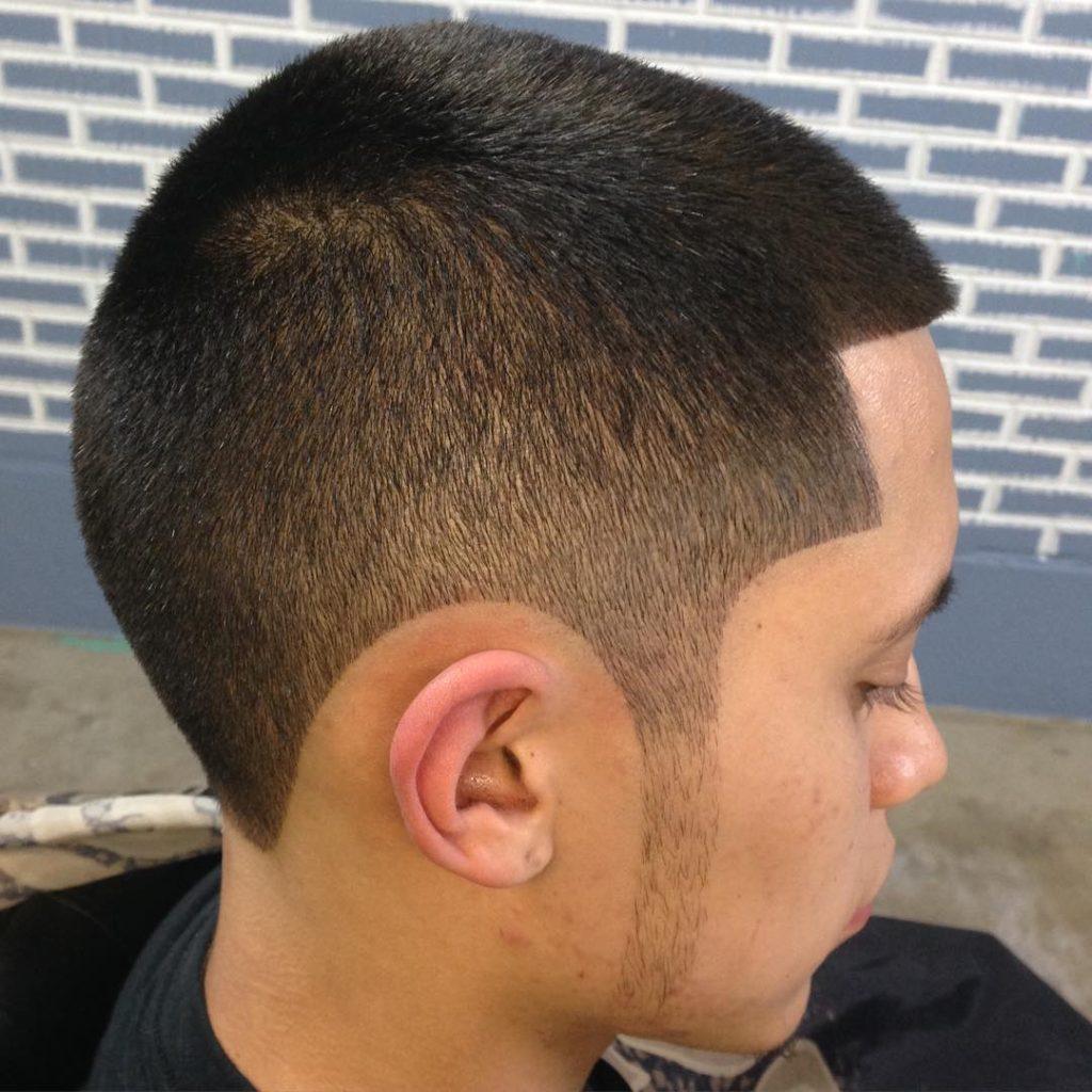 Butch Cut Haircut