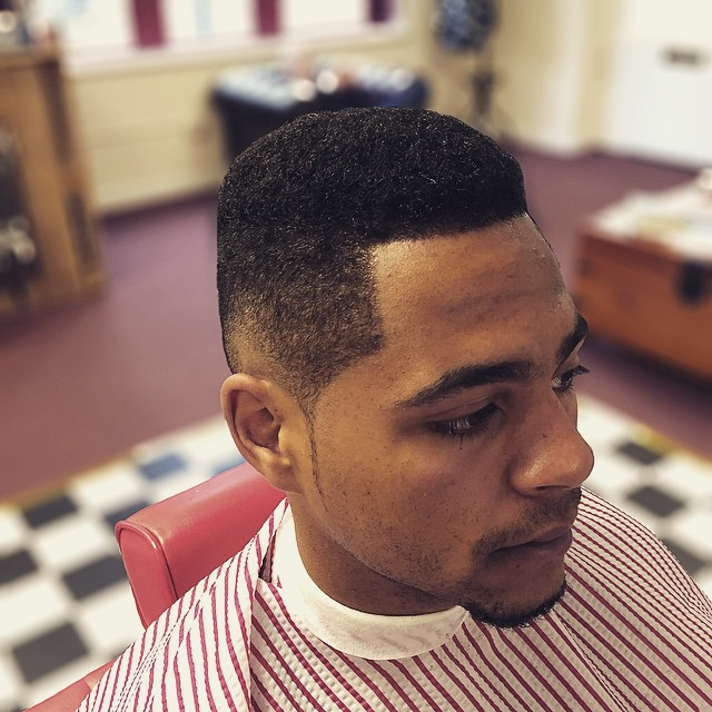 Fade Haircut Style for Men