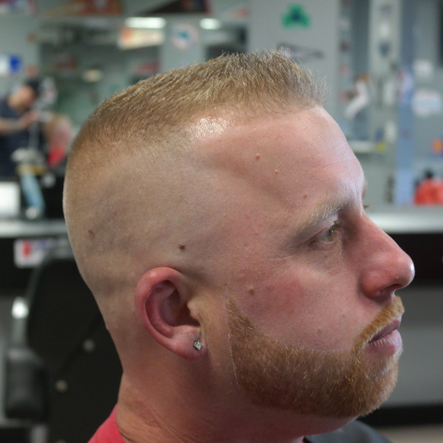 Military haircuts best 40 high and tight haircuts for men atoz 19 high and tight medium blonde urmus Images