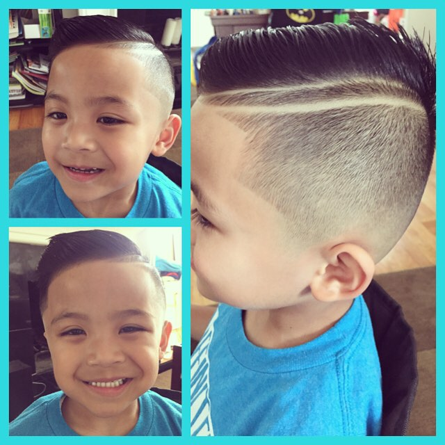 Little Boy Hairstyles 81 Trendy And Cute Toddler Boy Kids