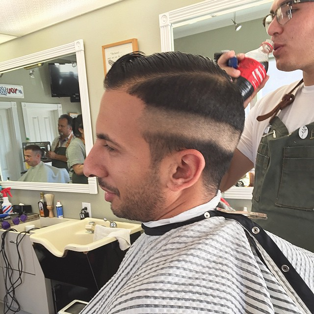 Mid Cut Hairstyles