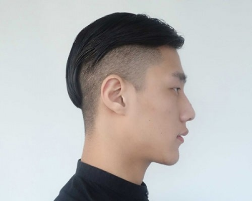 Surprising Best 40 Shaved Sides Hairstyles And Haircuts For Men Atoz Hairstyles Short Hairstyles Gunalazisus