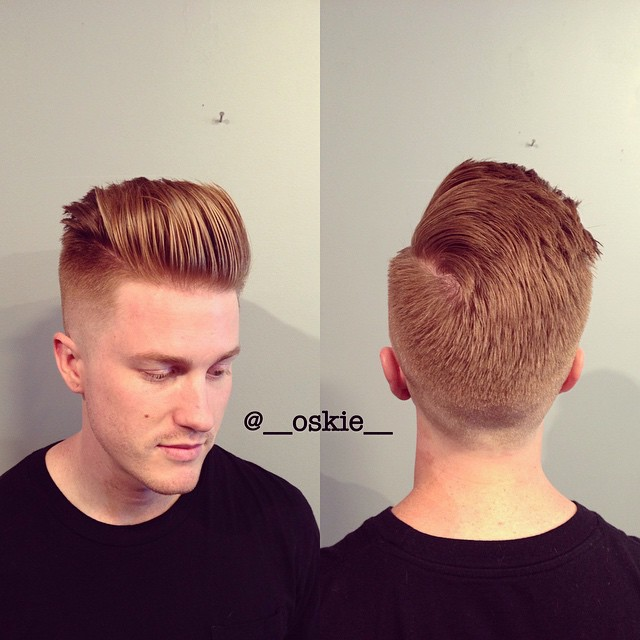 Haircut with Varied Length