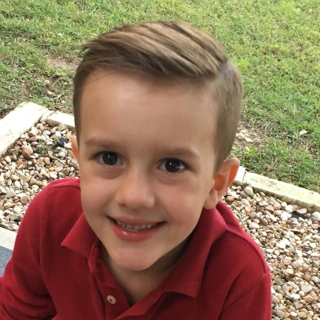 Little Boy Hairstyles: 81 Trendy and Cute Toddler Boy ...