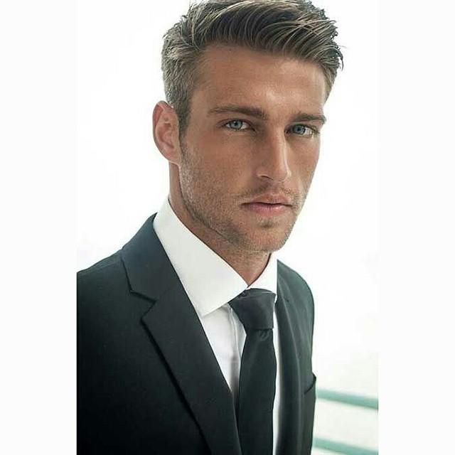 Fine Men's Hairstyle