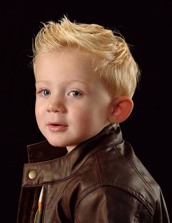 Little boy hairstyles 81 trendy and cute toddler boy kids the johnny bravo haircut urmus Choice Image