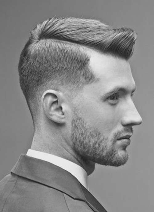 Undercut Tapers with Fade