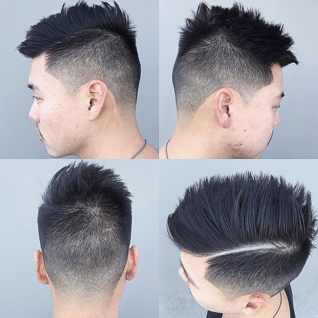 Asian Hairstyles for Boys