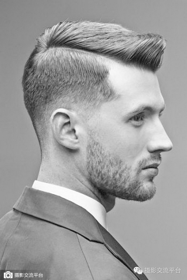 side shaved mens hairstyles with beard