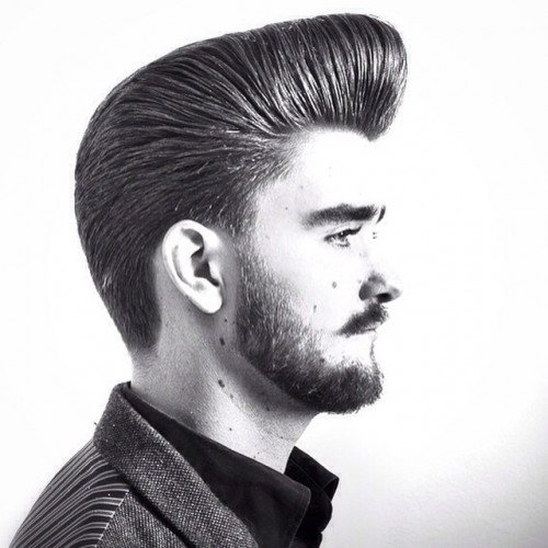 pomp hair style 40 modern pompadour hairstyles for with images 4972