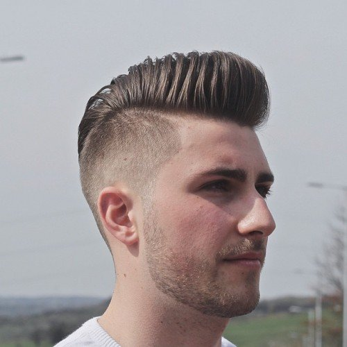Disconnected High Tight Pomp
