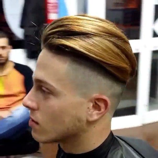 Pompadours, Quiffs and Undercut Hairstyle