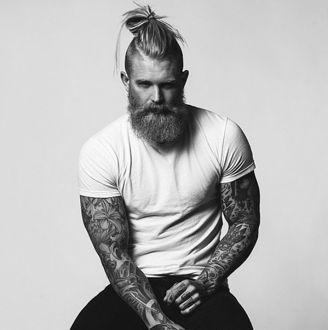 Best 40 Shaved Sides Hairstyles And Haircuts For Men Atoz