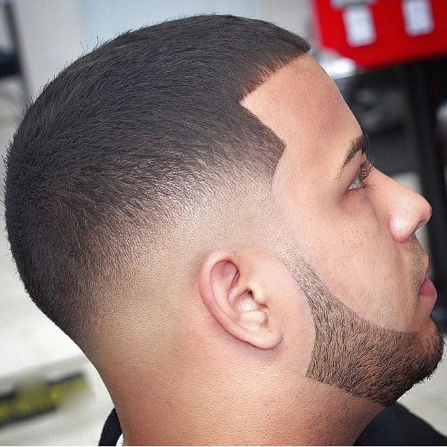 Fade Haircut Low