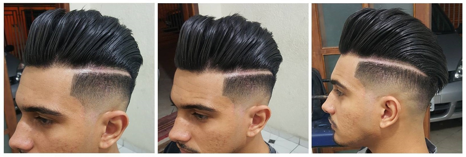 40 Modern Pompadour Hairstyles For Men With Images