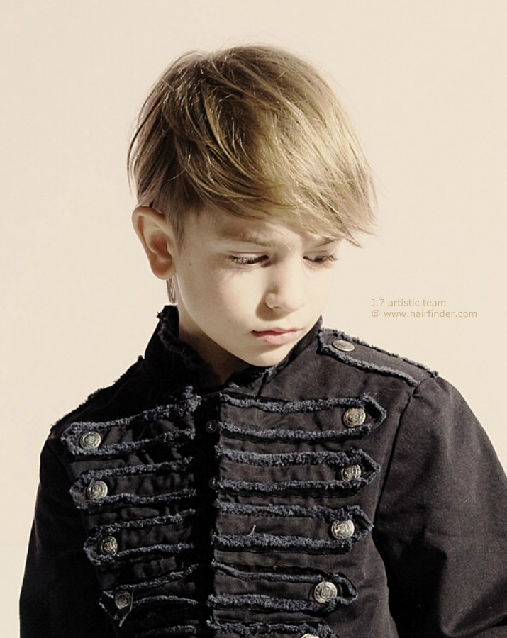 Excellent Little Boy Hairstyles 70 Trendy And Cute Toddler Boy Kids Hairstyles For Men Maxibearus