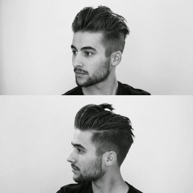 Modern Hairstyles: Top 40 New Modern Hairstyles for Men\'s and Boys ...