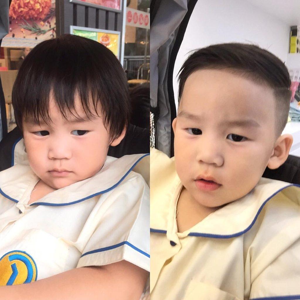 Fade Hair cut for asina boyFade Hair cut for asian boy