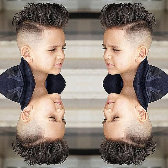 Stylish Pompadour Haircuts
