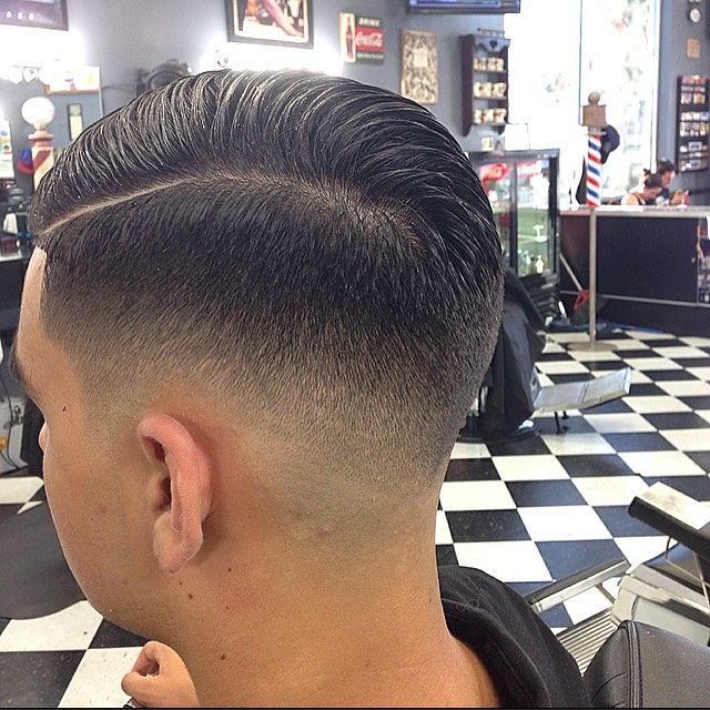 40 Top Taper Fade Haircut For Men High Low And Temple