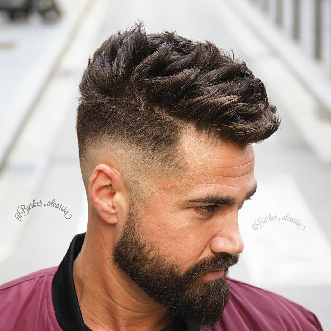 60 best medium length hairstyles and haircuts for men - 2018 - atoz