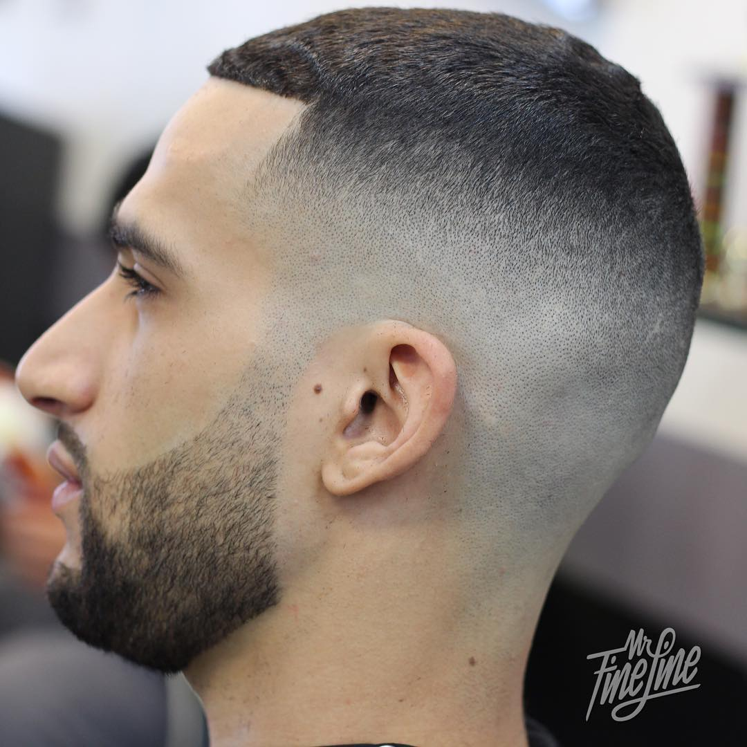 fade haircut lengths - hairs picture gallery