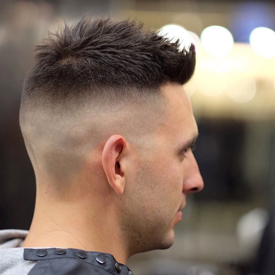 Very Short High and Tight
