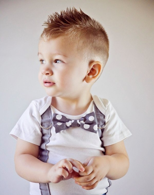 Little boy hairstyles 81 trendy and cute toddler boy kids the mohawk haircut urmus Choice Image