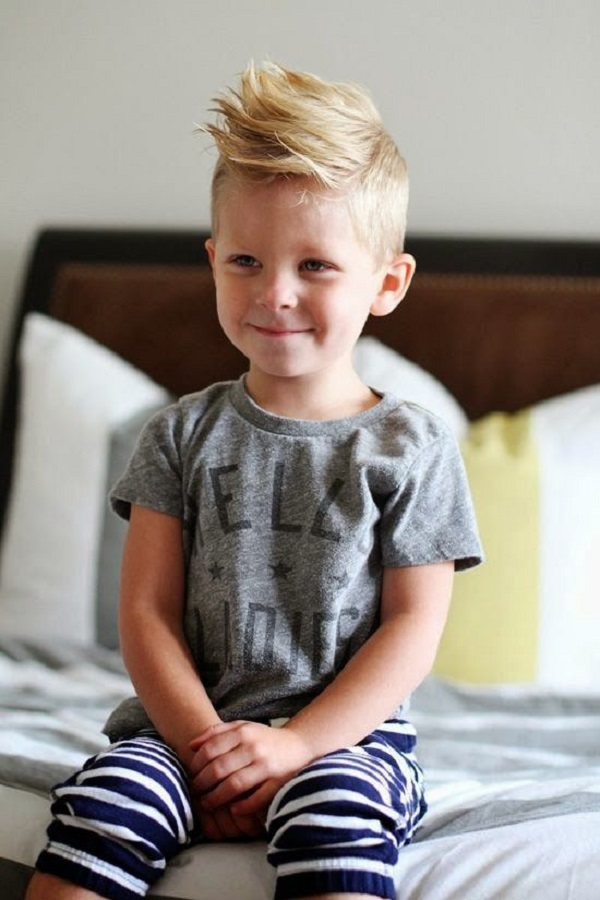 Little Boy Hairstyles 81 Trendy And Cute Toddler Boy Kids Haircuts Atoz Hairstyles