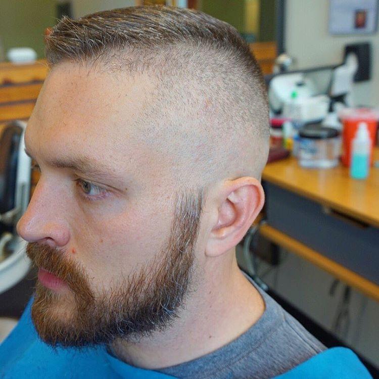 Asymmetrical High and Tight Haircut