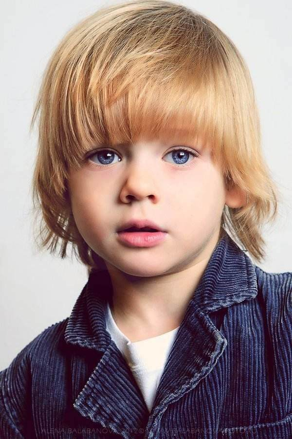 The Simple Long Haircut This For Toddler Boys