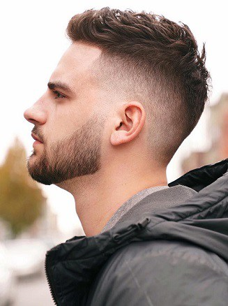 Complete Fade Hairstyle