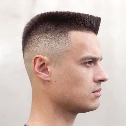 Men's Hairstyles_ Flattop