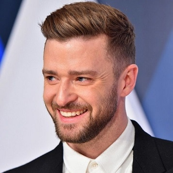 Men's hairstyles side shaved hard part
