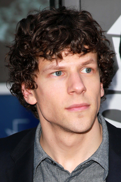 Short Curls Hairstyle