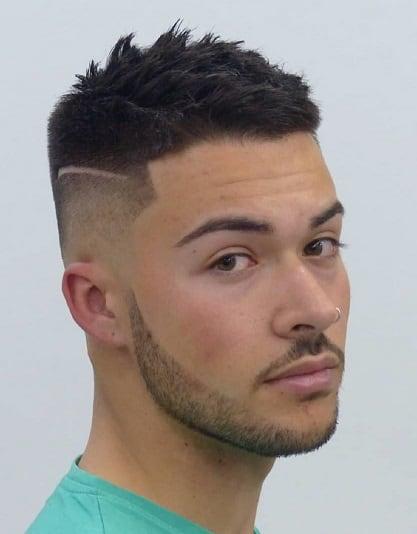 Super Short Crop Haircut