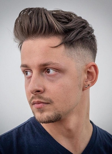 Swept Up Taper Fade
