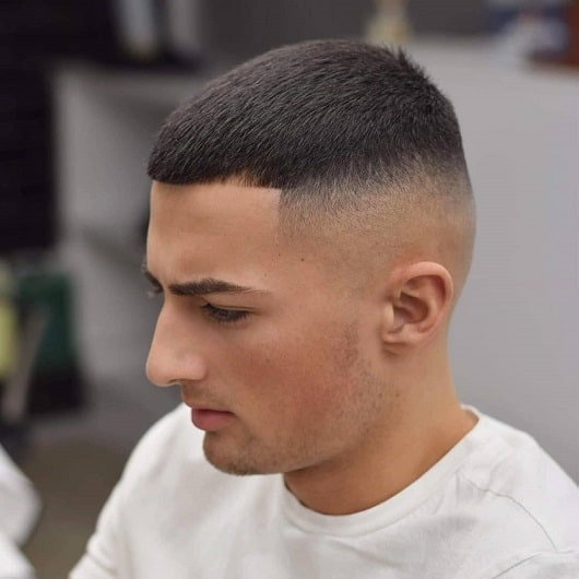 The High and Tight Shaved Hairstyle