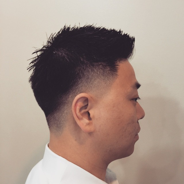 Thick Hair Simple Cut