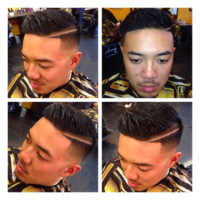 Haircuts with Designs