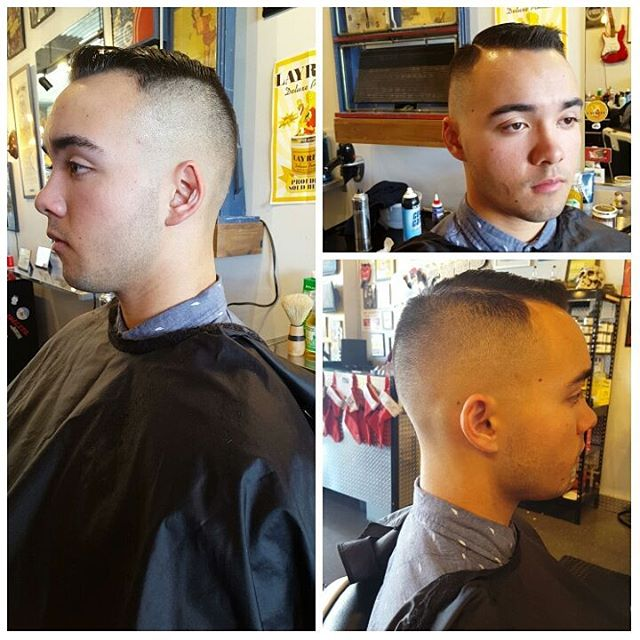 Military cut with Height and Tight Cuts